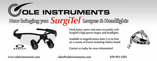 surgitel loops headlights tools