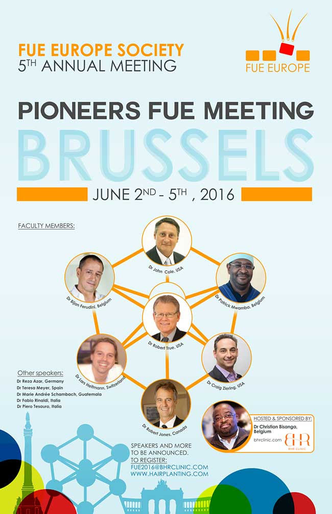 fue meeting brussles