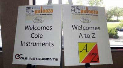 What happened at the FUE Technology Workshop 2012?